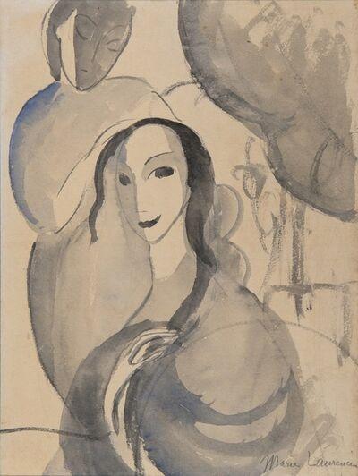 Marie Laurencin, 'Autoportrait avec une amie', ca. 1909