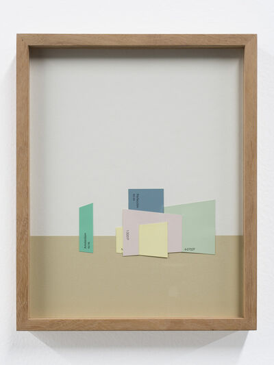 Tercerunquinto, 'Obra gris. Sobre la forma y el color', 2019