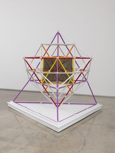R. Buckminster Fuller, 'Duo Tet Star Polyhedra', 1980