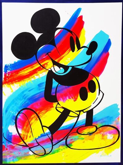 Jack Graves III, 'Mickey Mouse Icon IV', 2021