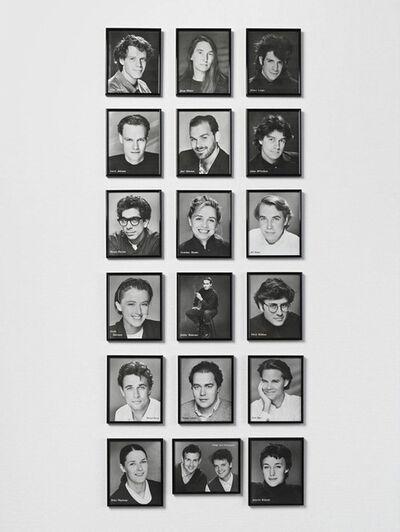 David Robbins, 'Talent', 1986