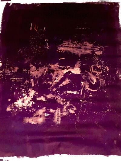 Vhils, 'Desintegration #5', 2012