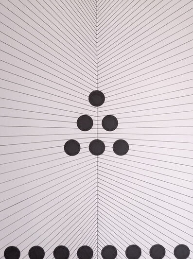 Sergey Lotsmanov, 'Pyramidal structure', 2015