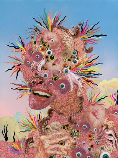 John Vochatzer- Calamityfair, 'A Portrait of the Artist as your Gore Pile ', 2019