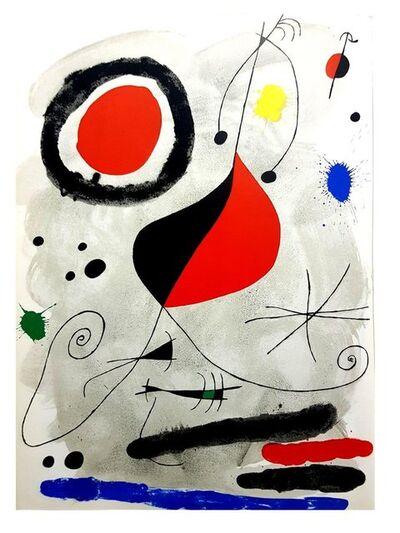 Joan Miró, ' Joan Miró - Original Lithograph', 1964