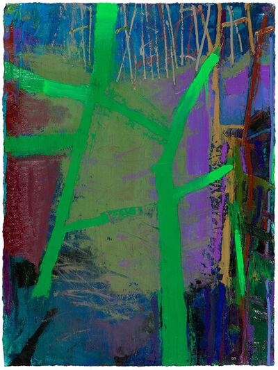 Brian Rutenberg, 'POINTING 4', 2021