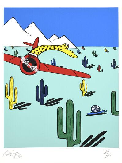 Francky Boy, 'Girafe avion', 1992