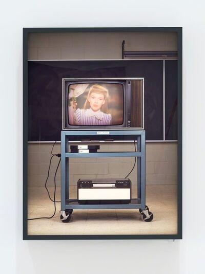 Rodney Graham, 'Media Studies '77 (Meet Me in St. Louis)', 2017