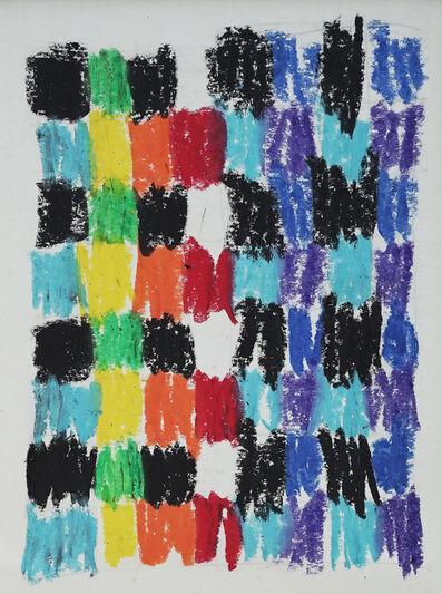 Aurelie Nemours, 'Re. Room 255, Echiquier', 1954-1974