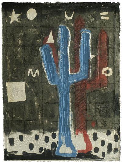 Andres Nagel, 'Feet', 1992