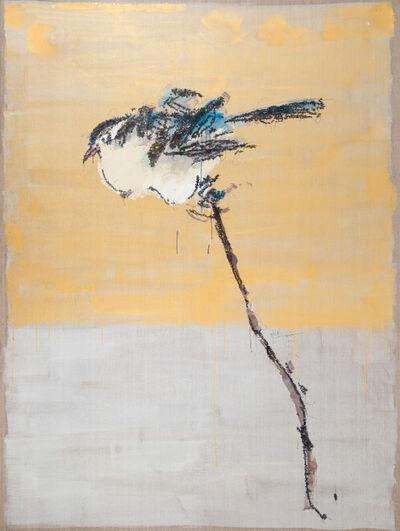 Ye Yongqing 叶永青, 'A Tall Branch', 2017