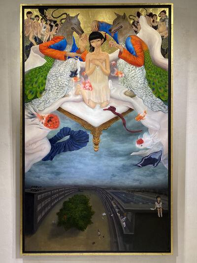 Chihiro Taki, 'A Girl's Growth to Adulthood', 2010