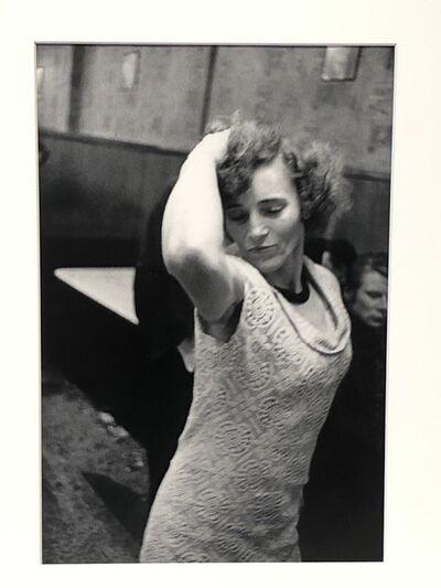 Anders Petersen, 'Marlene, Cafe Lehmitz', 1970