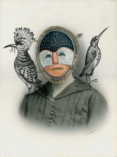 Coco Fronsac, 'La Hupe, de la série Chimères et merveilles (Afognak, Canada mask)', 2013