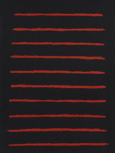 Antti Oikarinen, 'Lines', 2018
