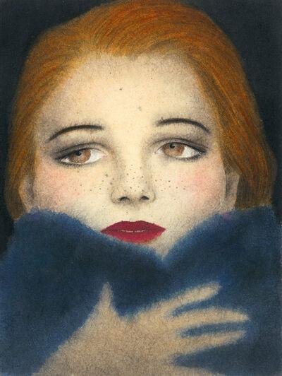 Corinne von Lebusa, 'Blue Fox', 2019