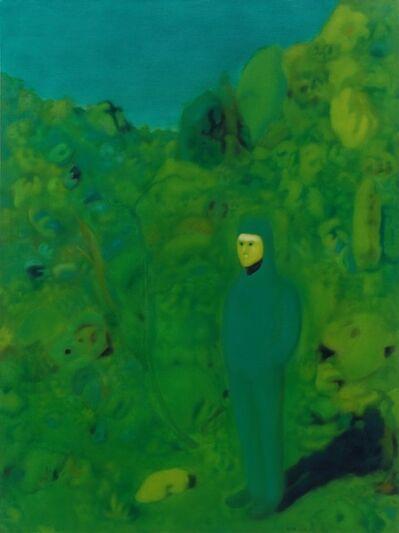 Shi Xinji, 'Green in East Mountain', 2017