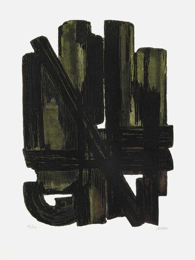 Pierre Soulages, 'Eau-Forte VIII', 1957