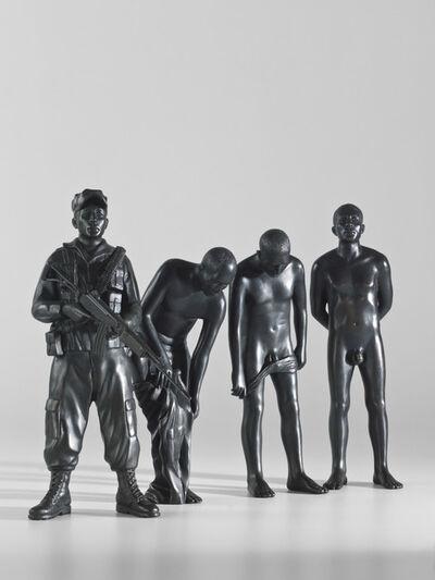 Fernando Arias, 'Humanos Derechos (Guerrilera)', 2014