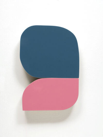 Andrew Zimmerman, 'Blue Over Pink', 2020