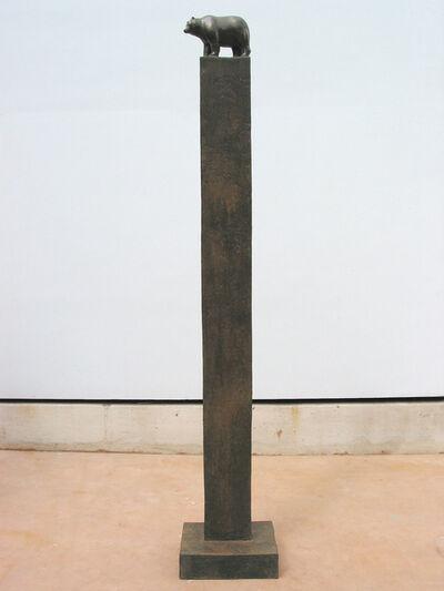 Gwynn Murrill, 'Bear Stand'