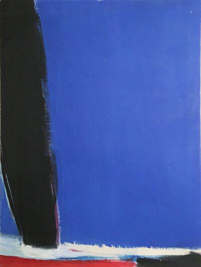 José Guerrero (b. 1914), 'Azul', 1985