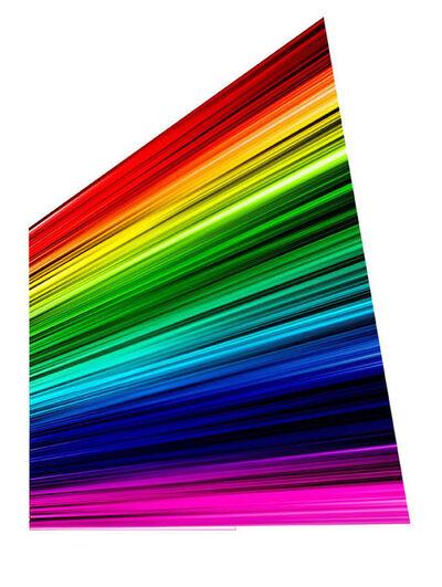 Ruperto Cabrera, '8 colores del Arco Iris', 2016