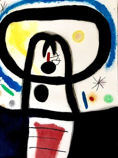 Joan Miró, 'l'Equinoxe', 1967