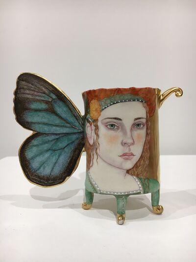 Irina S. Zaytceva, 'Butterfly Girl', 2019