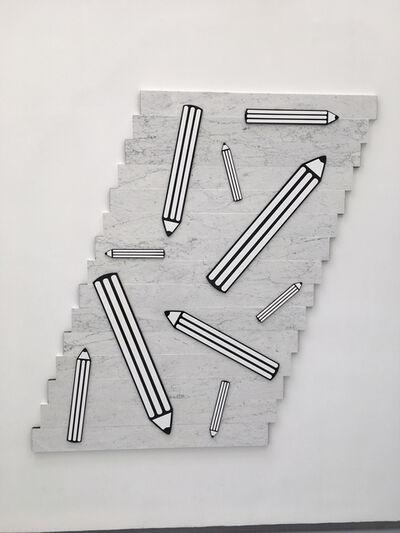 Gabriele de Santis, 'Black and white', 2019