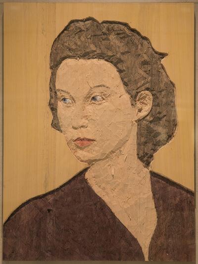 Stephan Balkenhol, 'Woman', 2002
