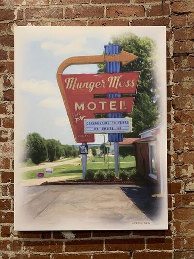 Mary Ann Michna, 'Munger Moss Motel', 2016