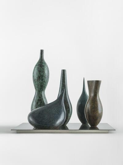 Eilis O'Connell, 'Five Vessels Maquette', 2006