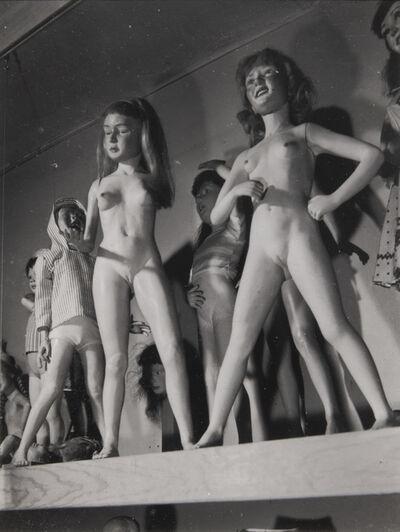 Morton Bartlett, 'Untitled (Nude Girls)', ca. 1950
