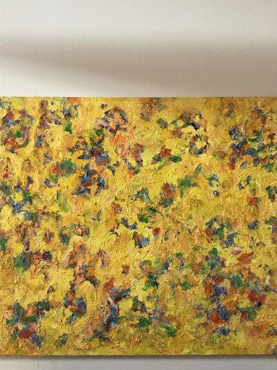 Jean-Marie Haessle, 'the Yellow', 2013-2018