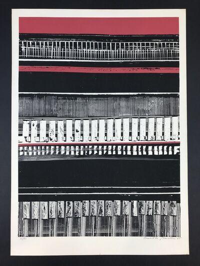 Arnaldo Pomodoro, ' Strutturazione', 1965