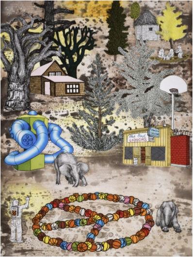 David Huffman, 'Ouroboros', 20007