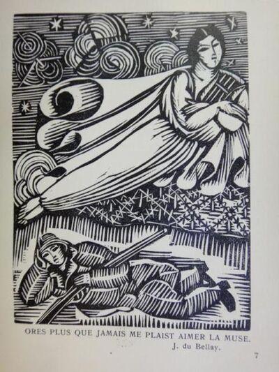 Raoul Dufy, 'Les élégies martiales', 1917