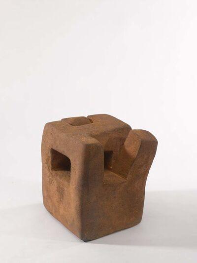 Eduardo Chillida, 'Lurra XXXII', 1979
