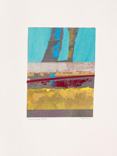 Lee Hall, 'UMBRIA-BETWEEN HORIZONS', 2015