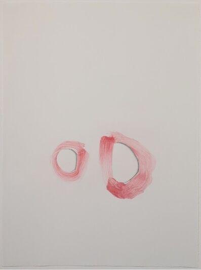 Claire Greenshaw, 'oo', 2014