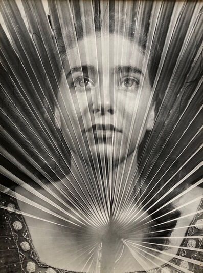 Clarence John Laughlin, 'Untitled [Portrait of Dody Weston Thompson]', ca. 1942