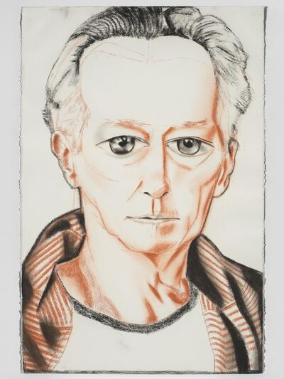 Francesco Clemente, 'Michael McClure', 1994