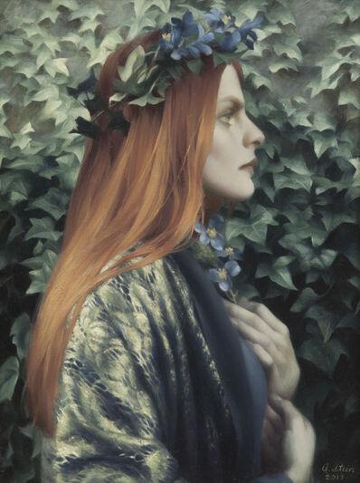 Adrienne Stein, 'Blue Sister', 2017