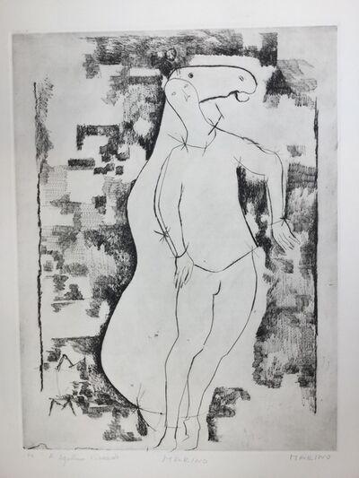 Marino Marini, 'La Sorpresa', 1980