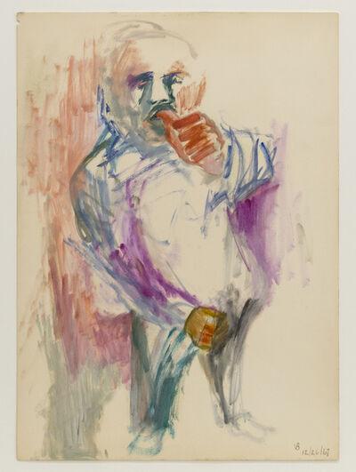 Vivian Browne, 'Little Men #45', 1967