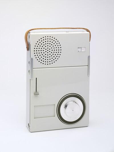 Dieter Rams, 'Braun Portable Record Player', 1959