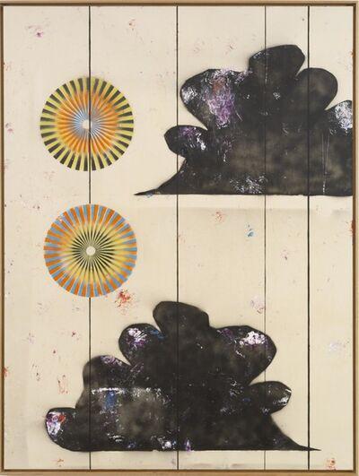 Benoît Maire, 'Peinture de nuages', 2020