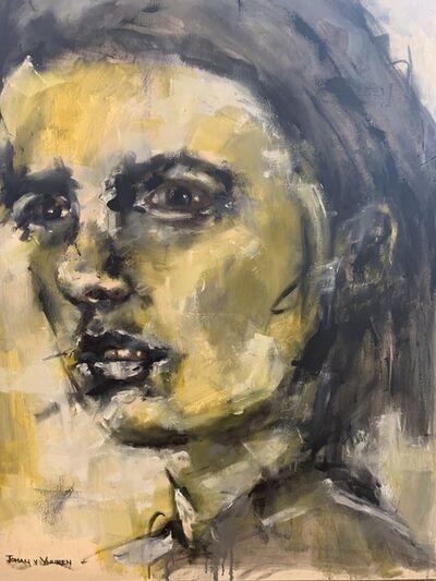 Johan van Vuuren, 'Head Study', 2018
