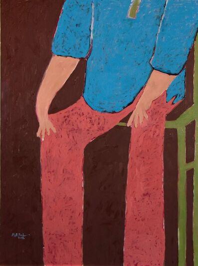 Mohammed Ahmed Ibrahim, 'Sitting Man', 2012